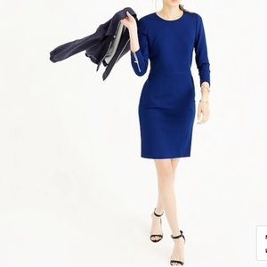 J. Crew Structured dress